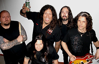 Testament new line-up