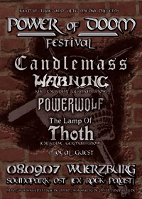 Power Of Doom Festival