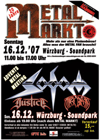 Metal Markt / Advents Metal Meeting